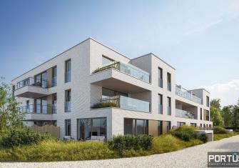 Nieuwbouwappartementen te koop residentie villa Duchamp Nieuwpoort