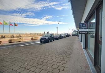 Gerenoveerd appartement op de zeedijk met aangenaam uitzicht - Kust - 2HB