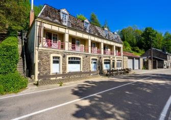 Voormalig hotel in La Roche-en-Ardenne - 2HB - Ardennen