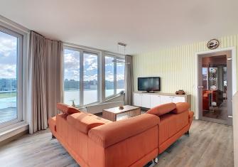 Appartement met zicht op het hinterland - Kust - 2HB