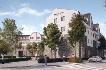 Mercure Han-sur-Lesse - Ardennen - 2HB