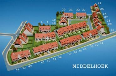 Woonerf Middelhoek - Kust - 2HB