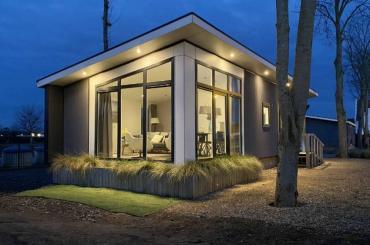 Premium Lodge Park Nieuwpoort - Kust - 2HB