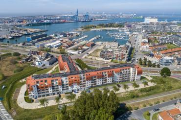 Holiday Suites Zeebrugge - Kust - 2HB