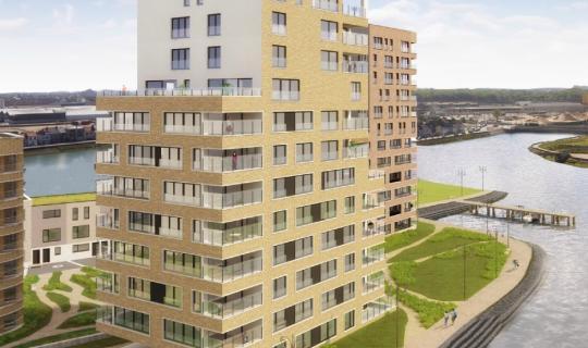 Residentie Oesterparel - Kust - 2HB
