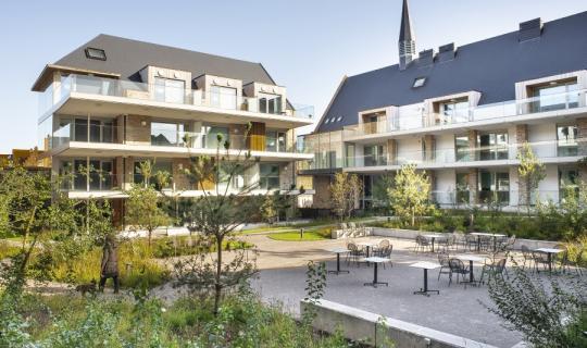 Residentie Clarenhof - Kust - 2HB